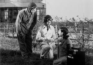 「日本の娘」(提供・国立映画アーカイブ)
