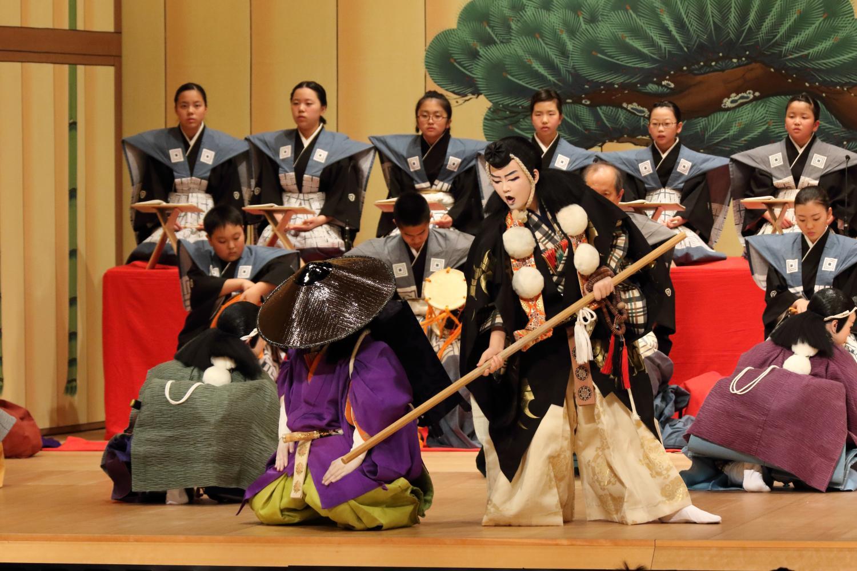第21回日本こども歌舞伎まつりin小松 - 47文化プログラム